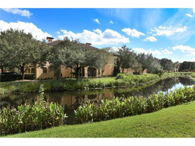504 Mirasol Circle #101, Celebration, FL 34747 (MLS #O5536454) :: G World Properties