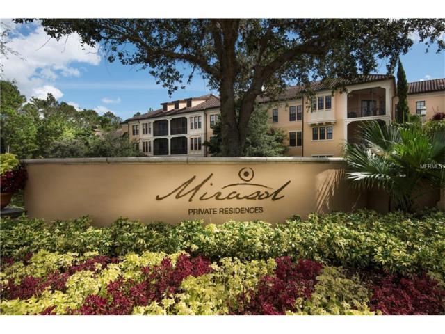 513 Mirasol Circle #102, Celebration, FL 34747 (MLS #O5536469) :: G World Properties