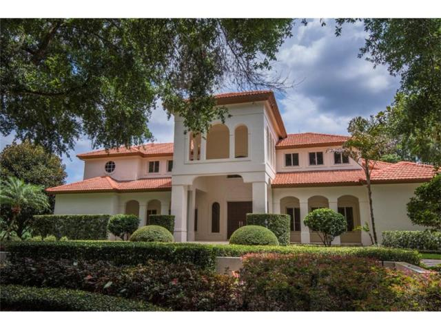 5373 Isleworth Country Club Drive, Windermere, FL 34786 (MLS #O5536659) :: Alicia Spears Realty