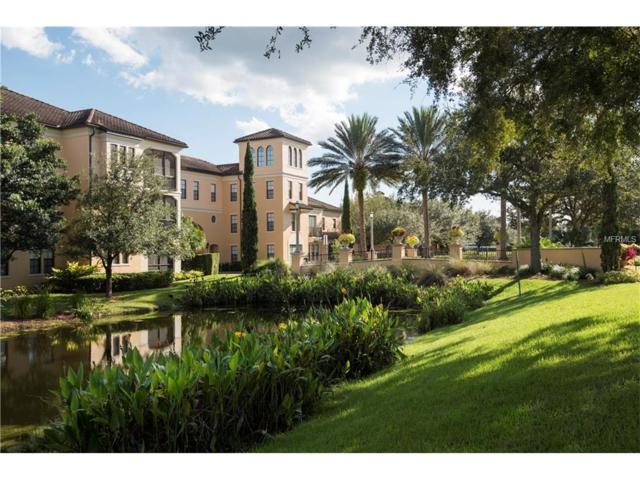 500 Mirasol Circle #105, Celebration, FL 34747 (MLS #O5536680) :: G World Properties