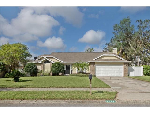 1007 Jackson Creek Court, Oviedo, FL 32765 (MLS #O5537672) :: Griffin Group