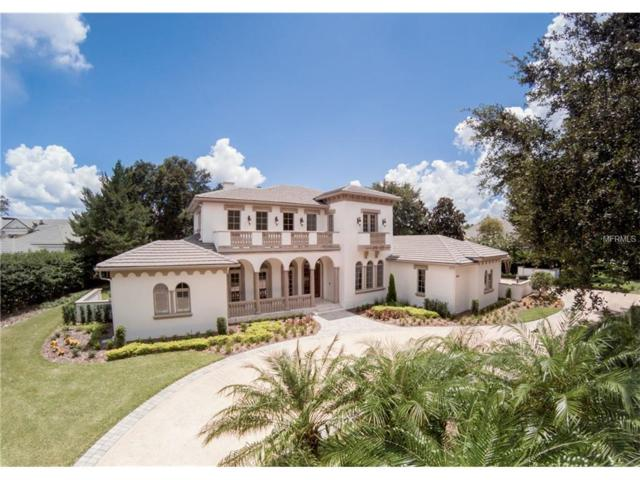 9542 Tavistock Road Road, Orlando, FL 32827 (MLS #O5537832) :: Premium Properties Real Estate Services