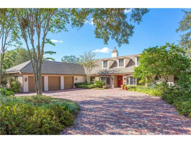 641 Williams Drive, Winter Park, FL 32789 (MLS #O5537876) :: Griffin Group