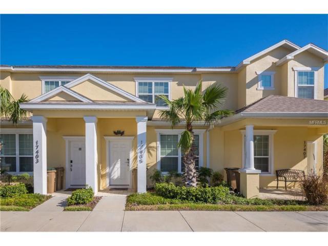 17405 Serenidad Boulevard, Clermont, FL 34714 (MLS #O5538067) :: Griffin Group
