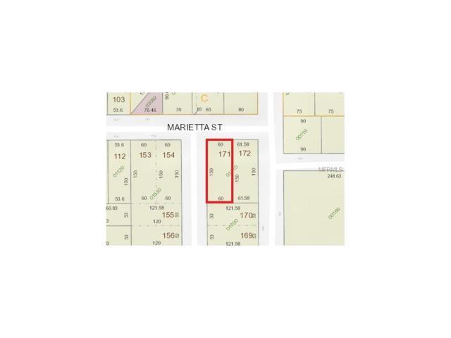 Marietta Street, Orlando, FL 32807 (MLS #O5539497) :: Frankenstein Home Team