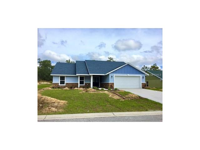 5353 W Tortuga Loop W, Lecanto, FL 34461 (MLS #O5540918) :: The Duncan Duo & Associates