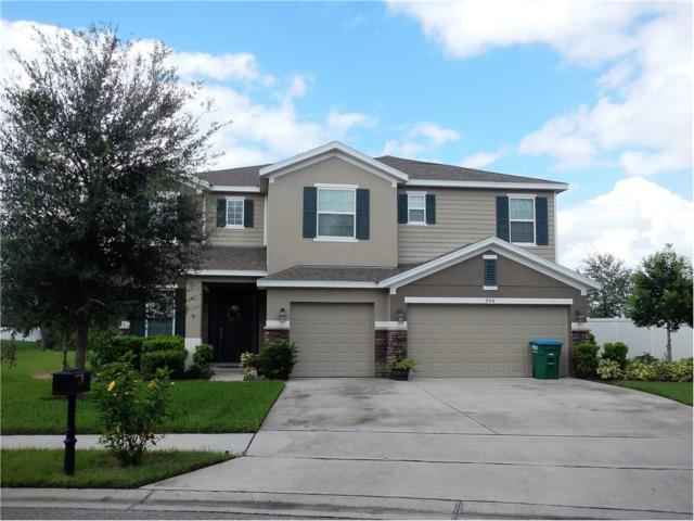 944 Grapewood Street, Deltona, FL 32725 (MLS #O5541135) :: Premium Properties Real Estate Services