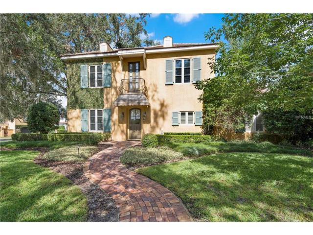 901 Moss Lane, Winter Park, FL 32789 (MLS #O5541641) :: Premium Properties Real Estate Services
