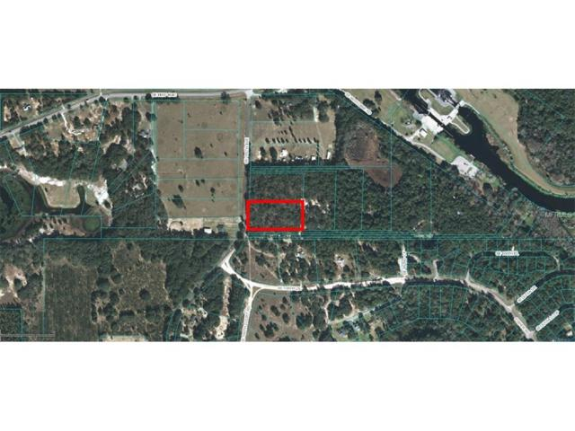 SE 160TH Avenue, Ocklawaha, FL 32179 (MLS #O5541786) :: Godwin Realty Group