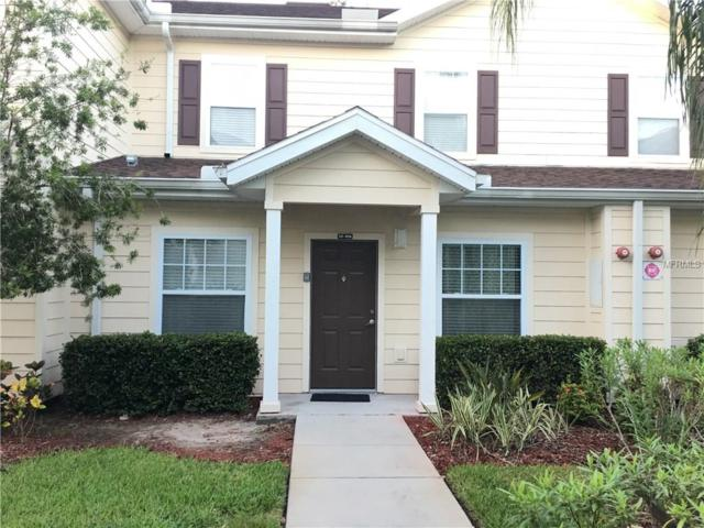 5356 Diplomat Ct #106, Kissimmee, FL 34746 (MLS #O5543810) :: Griffin Group