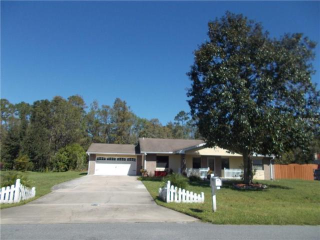 1495 E Wind Boulevard, Kissimmee, FL 34746 (MLS #O5544327) :: The Duncan Duo Team