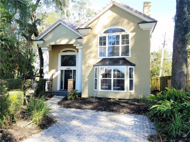 1450 Sunset Drive, Winter Park, FL 32789 (MLS #O5544754) :: The Duncan Duo Team