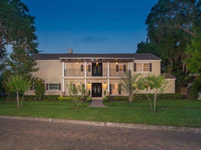 1460 Sunset Drive, Winter Park, FL 32789 (MLS #O5545668) :: The Duncan Duo Team