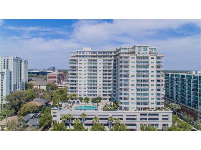 100 S Eola Drive #1113, Orlando, FL 32801 (MLS #O5546370) :: The Duncan Duo Team
