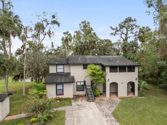335 Lake Crescent Drive, Debary, FL 32713 (MLS #O5547436) :: Mid-Florida Realty Team