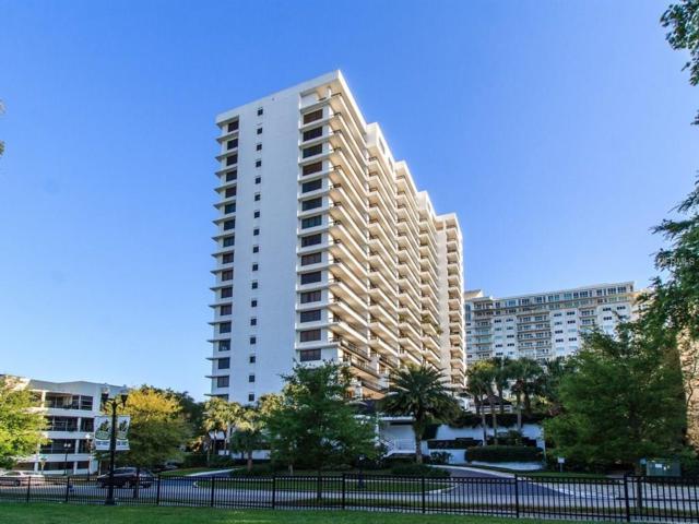 530 E Central Boulevard #1802, Orlando, FL 32801 (MLS #O5547456) :: G World Properties
