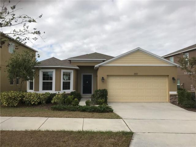 365 Red Kite Drive, Groveland, FL 34736 (MLS #O5547575) :: RealTeam Realty