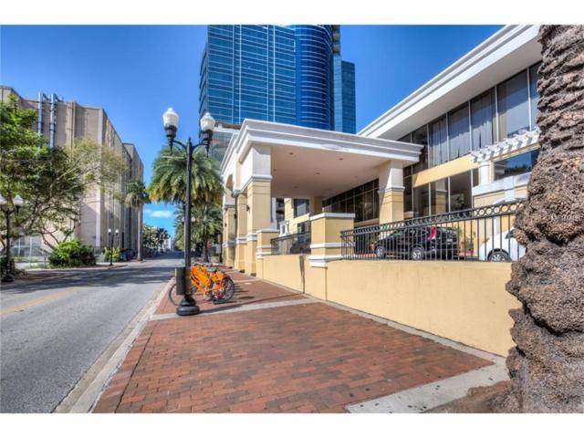 151 E Washington Street #319, Orlando, FL 32801 (MLS #O5547676) :: G World Properties