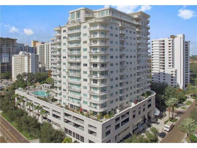 100 S Eola Drive #909, Orlando, FL 32801 (MLS #O5548010) :: G World Properties