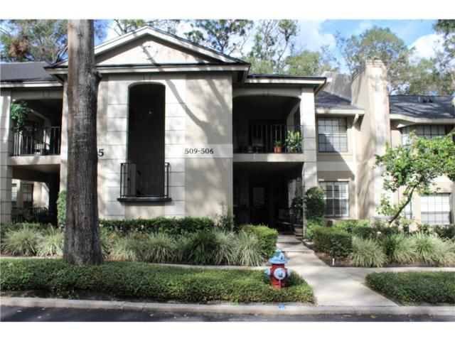 1055 Kensington Park Drive #507, Altamonte Springs, FL 32714 (MLS #O5548146) :: KELLER WILLIAMS CLASSIC VI