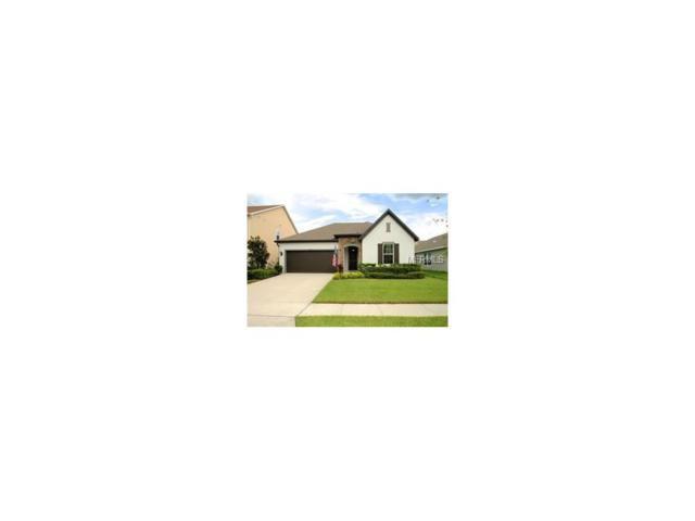 567 Seven Oaks Boulevard, Winter Springs, FL 32708 (MLS #O5548322) :: G World Properties