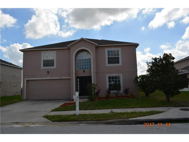 445 Fish Hawk Drive, Winter Haven, FL 33884 (MLS #O5548394) :: Dalton Wade Real Estate Group