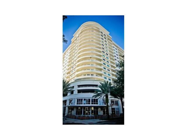 100 S Eola Drive #1506, Orlando, FL 32801 (MLS #O5548497) :: G World Properties