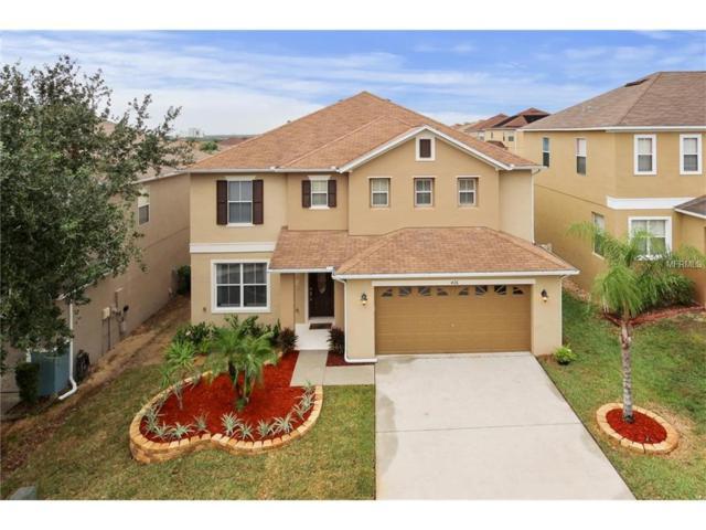 426 Rosselli Boulevard, Davenport, FL 33896 (MLS #O5548551) :: NewHomePrograms.com LLC
