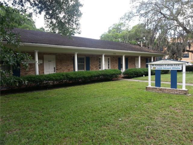 1000 E Robinson Street, Orlando, FL 32801 (MLS #O5548868) :: Sosa | Philbeck Real Estate Group
