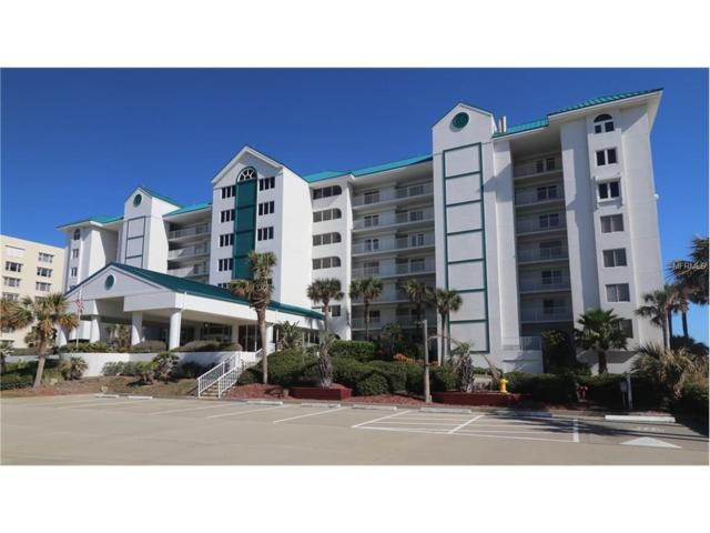 4641 S Atlantic Avenue #705, Ponce Inlet, FL 32127 (MLS #O5550076) :: The Duncan Duo Team