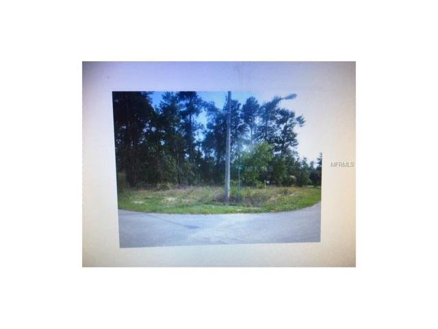 1 Lobelia Court, Homosassa, FL 34446 (MLS #O5550396) :: Griffin Group