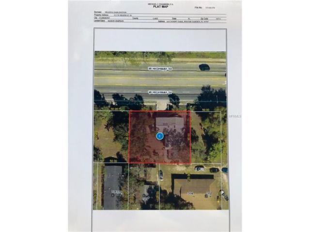 313 W Highway 50, Clermont, FL 34711 (MLS #O5550847) :: KELLER WILLIAMS CLASSIC VI