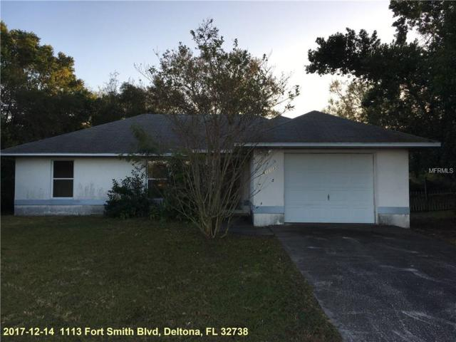 1113 Fort Smith Boulevard, Deltona, FL 32725 (MLS #O5552061) :: Premium Properties Real Estate Services