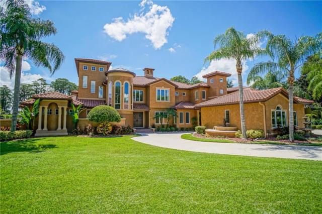 6205 Greatwater Drive, Windermere, FL 34786 (MLS #O5552112) :: The Lockhart Team