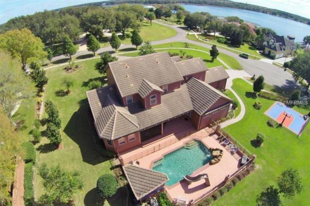 17401 Magnolia Island Boulevard, Clermont, FL 34711 (MLS #O5552175) :: Mark and Joni Coulter | Better Homes and Gardens