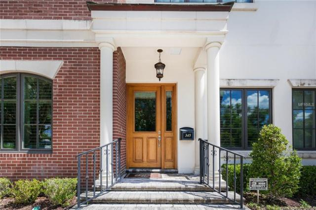 345 Welbourne Avenue W #104, Winter Park, FL 32789 (MLS #O5554455) :: Team Bohannon Keller Williams, Tampa Properties