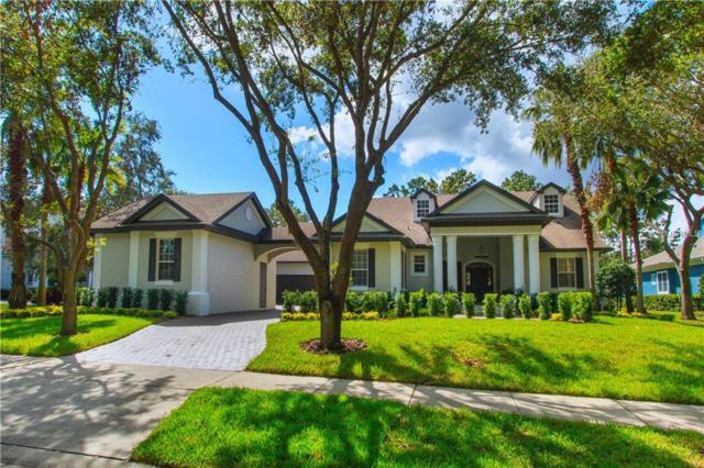 6160 Blakeford Drive, Windermere, FL 34786 (MLS #O5554810) :: The Lockhart Team