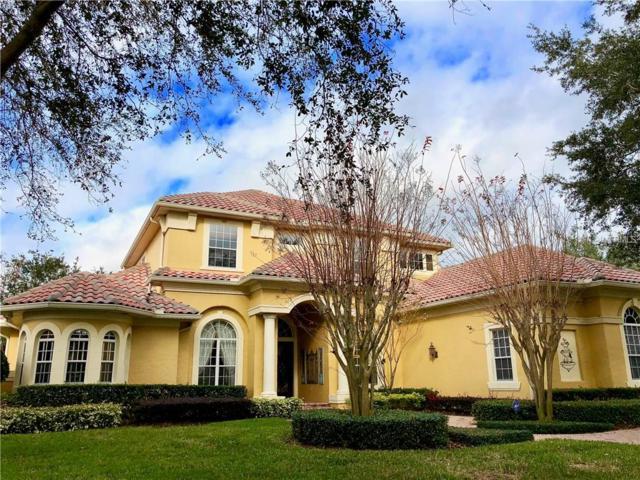 6240 Greatwater Drive, Windermere, FL 34786 (MLS #O5556490) :: The Lockhart Team
