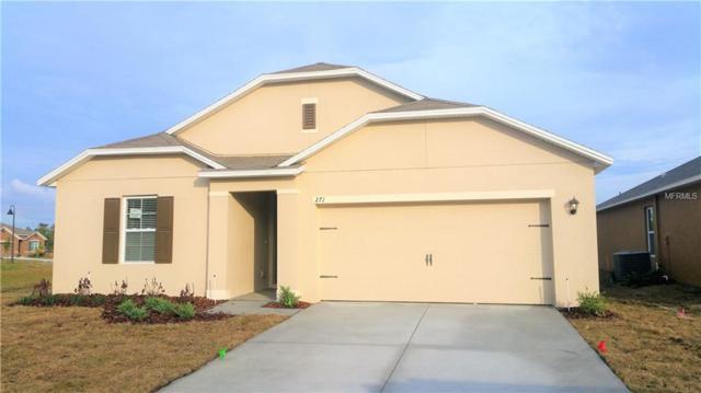 271 Tanglewood Drive, Davenport, FL 33896 (MLS #O5556723) :: The Duncan Duo Team