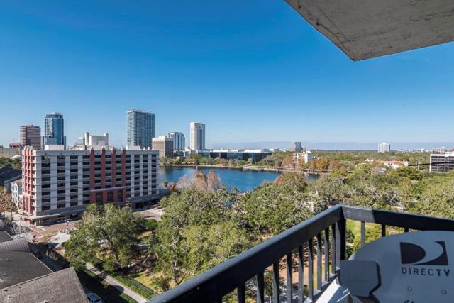530 E Central Boulevard #1105, Orlando, FL 32801 (MLS #O5557644) :: StoneBridge Real Estate Group