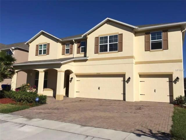 2725 Monticello Way, Kissimmee, FL 34741 (MLS #O5557798) :: Jeff Borham & Associates at Keller Williams Realty