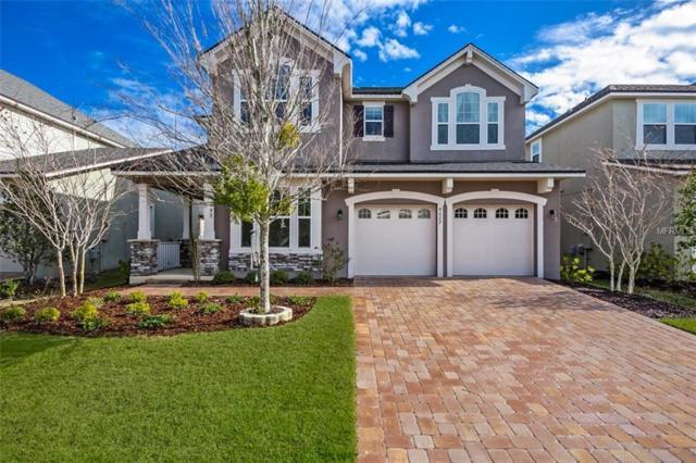 8627 Tallfield Avenue, Orlando, FL 32832 (MLS #O5558251) :: The Light Team