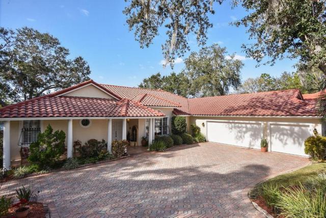 122 W Magnolia Avenue, Howey in the Hills, FL 34737 (MLS #O5559107) :: The Lockhart Team