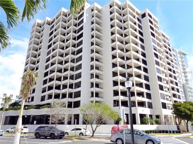 1255 N Gulfstream Avenue #204, Sarasota, FL 34236 (MLS #O5561651) :: The Duncan Duo Team