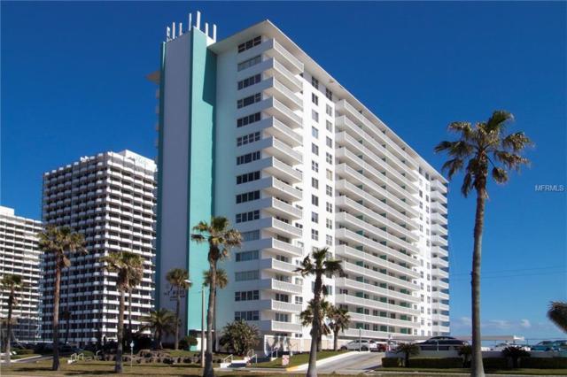 2800 N Atlantic Avenue #707, Daytona Beach, FL 32118 (MLS #O5561848) :: KELLER WILLIAMS CLASSIC VI