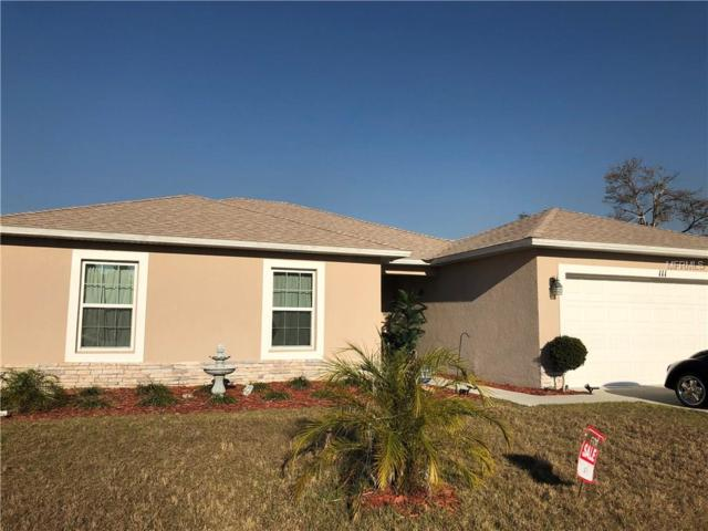 111 Maple Drive, Poinciana, FL 34759 (MLS #O5562025) :: Premium Properties Real Estate Services