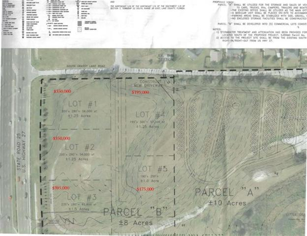 9110 S Grassy Lake Road, Minneola, FL 34715 (MLS #O5562764) :: Griffin Group