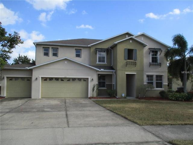 505 Cascading Creek Lane, Winter Garden, FL 34787 (MLS #O5562999) :: G World Properties