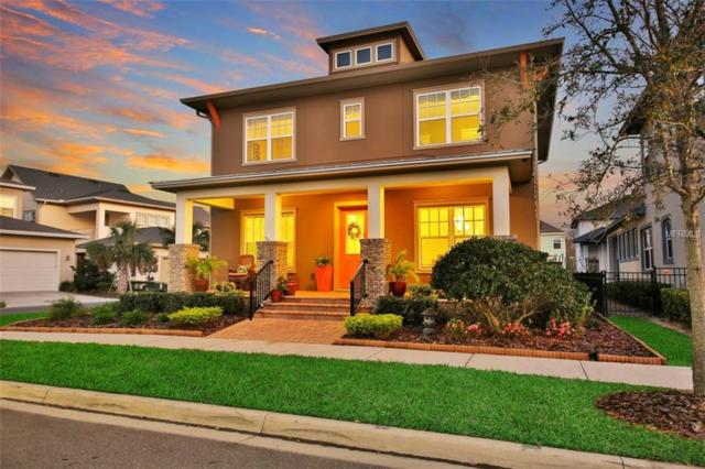 8896 Reymont Street, Orlando, FL 32827 (MLS #O5563064) :: The Light Team