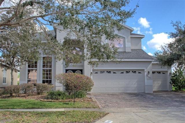 6465 Lake Pembroke Place, Orlando, FL 32829 (MLS #O5563136) :: Griffin Group